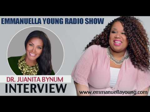 Dr. Juanita Bynum Interview- on the Emmanuella Young Radio Show