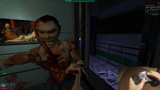 System Shock 2 + Steam Controller | Playtest & Impressions