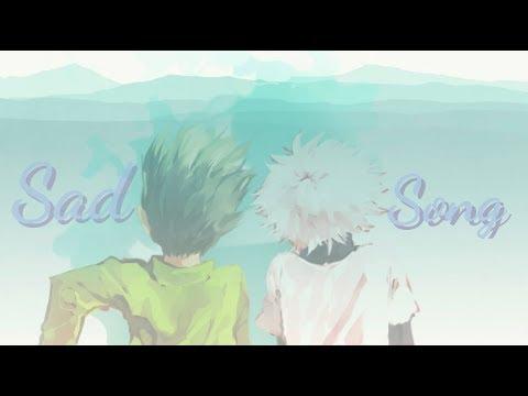 Hunter x Hunter [AMV] Sad Song