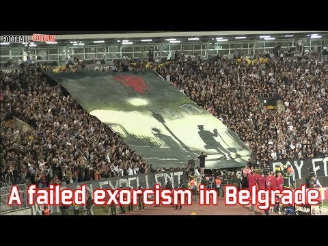 A failed exorcism in Belgrade
