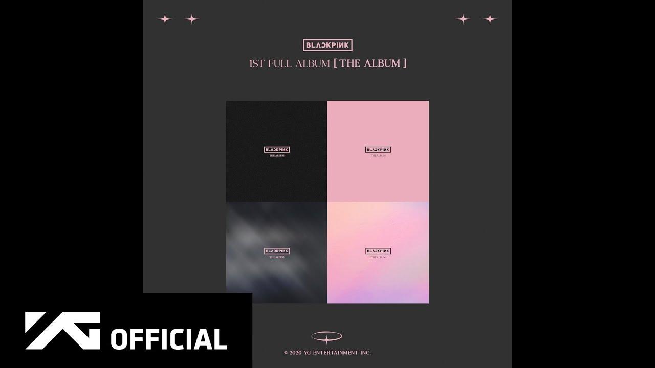 BLACKPINK - 1st FULL ALBUM [THE ALBUM] SAMPLER