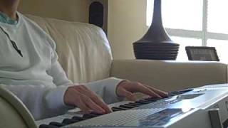 """No Boundaries"" - Kris Allen - Ghetto Version on Keyboard by Jonathan Moore"