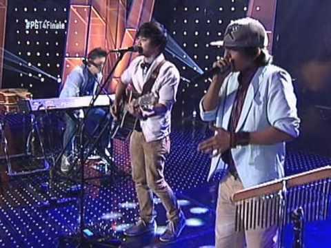 MP3 BAND of PILIPINAS GOT TALENT 4 (Grand Finals)