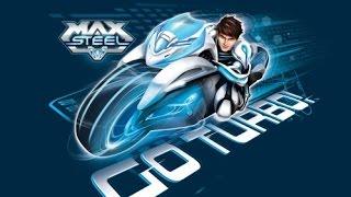 Max Steel Turbo Run: MAX STEEL VS MR. NAUGHT (FULL GAME)