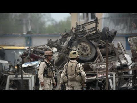 Taliban Claims Kabul Bomb Attack
