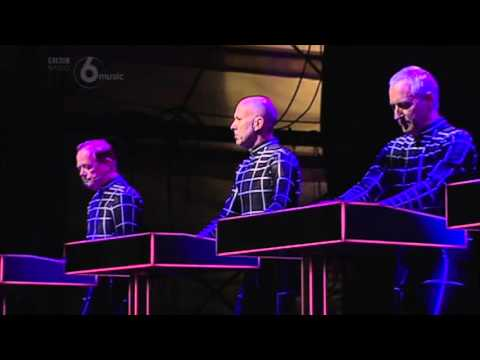 Kraftwerk  Computer Love  at Latitude