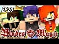 Prison Break - Blades and Magic EP20 - Minecraft Roleplay