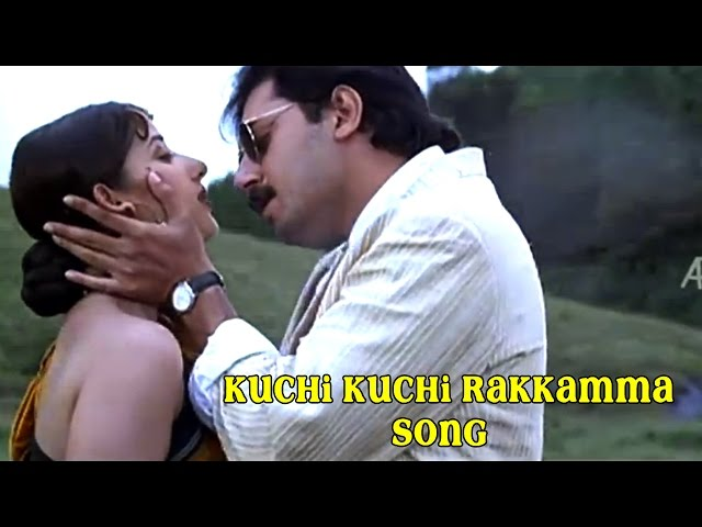 Kuchi Kuchi Rakkamma Video Song | Bombay Tamil Movie | Arvind Swamy | Manisha Koirala | AR Rahman