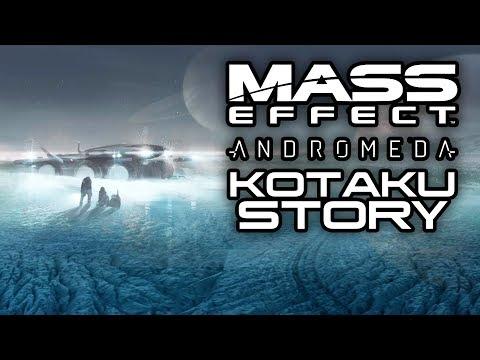 MASS EFFECT ANDROMEDA: Kotaku Sheds Light on Andromeda's Development Troubles!