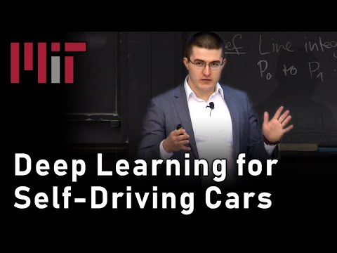 MIT 6.S094: Introduction to Deep Learning and Self-Driving Cars