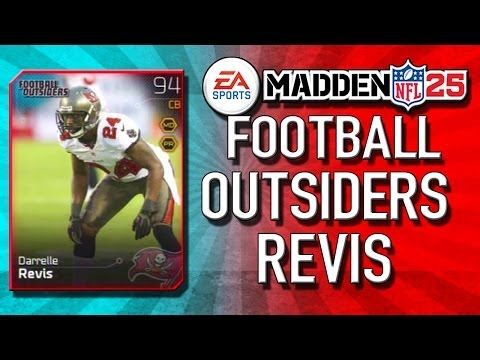 Madden 25 Ultimate Team - Revis Island Acquired! - Football Outsiders Pack Opening - MUT 25