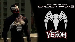 The Amazing Spider-Man 2; Venom Skin Mod
