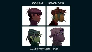 Gorillaz - Don't Get Lost In Heaven - Demon Days