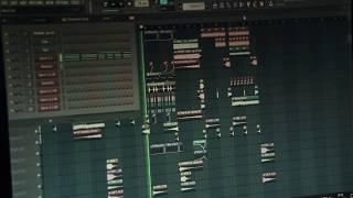 FL Studio 12  - EDM Big Room House Template [FLP]