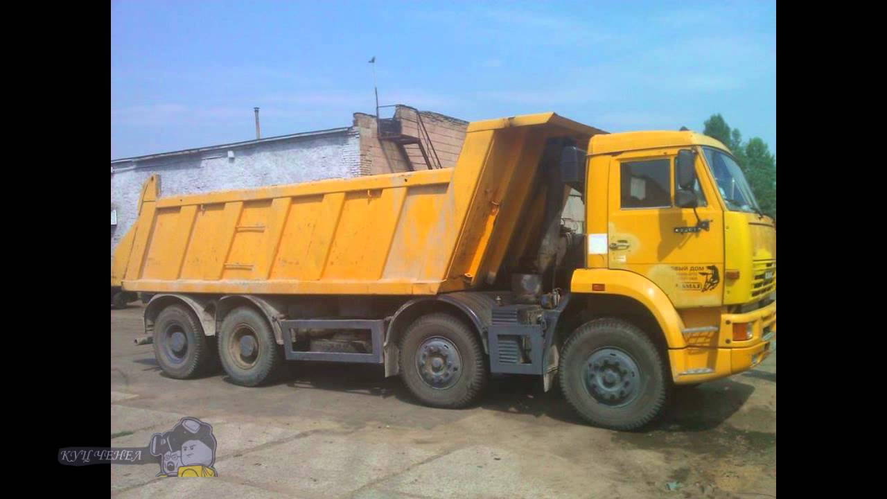 Load capacity of KamAZ, depending on the modification