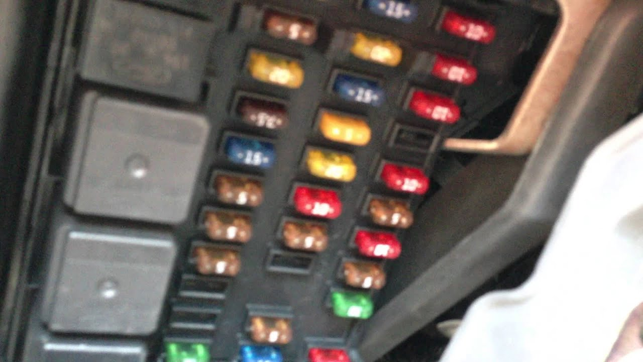 1998 2002 ford expedition won't come out of park here's the 2002 expedition fuse box location 1998 2002 ford expedition won't come out of park here's the problem! i have the solution! youtube
