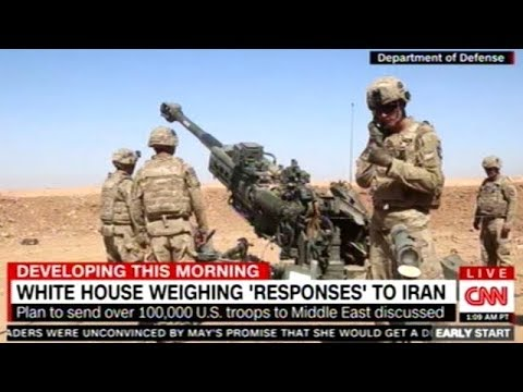 Trump Bans U.S. Citizens From Traveling To Iraq!