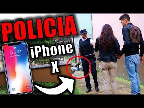 ¡Nos ASALTAN! Broma a mi HERMANA, le doy el iPhone X - [ANTRAX] ☣