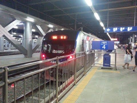 경의선 대곡-서울역 구간 주행영상(Gyeongui line Daegok-Seoul station)