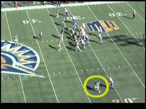 Cleveland Wallace #6 Cornerback / Special Teams - San Jose State University Highlights
