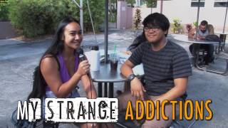 Da Scoops: My Strange Addictions