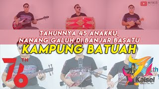 Kampung Batuah Cipt H. Anang Ardiansyah   Cover Musik Panting Modern