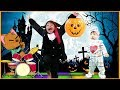 Halloween Song Ryan Toy Review