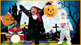 Halloween Songs for Kids!