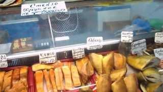 видео: Базар рыбный в Затока
