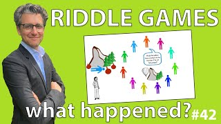 Riddle Games - What Happened? #42