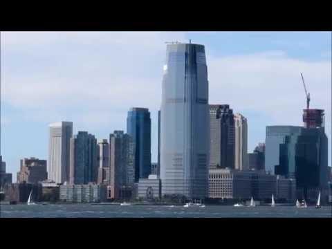 Jersey City, NJ skyline, August 2015