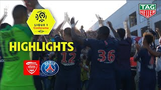 Nîmes Olympique - Paris Saint-Germain ( 2-4 ) - Highlights - (NIMES - PARIS) / 2018-19