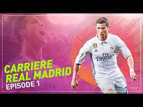 FIFA 18  REAL MADRID  CARRIÈRE MANAGER  EP1 - DÉBUT DE MERCATO ! DONNEZ VOS IDÉES DE TRANSFERT !