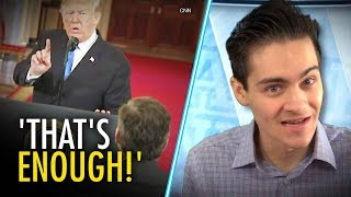 Rob Shimshock: Georgetown Sides With Acosta Against Trump