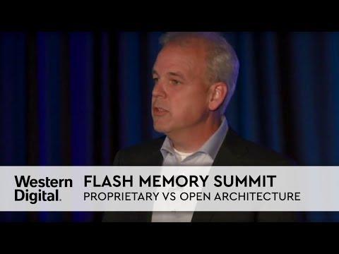 Flash Memory Summit   Proprietary vs. Open Memory-centric Architectures