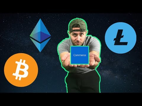 Coinbase Launches Coinbase Commerce - Huge News For Litecoin!