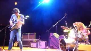 Black Pistol Fire - Oh Well → Where You Been Before → The Lemon Song (Houston 05.12.14) HD