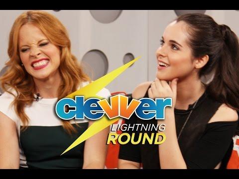 Vanessa Marano & Katie LeClerc: Lightning Round Questions  Harry Potter, Raura