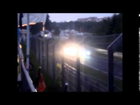 24H Rennen Nürburgring 2009 Highlights