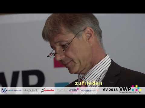 Verband Werbetechnik+Print GV 2018 Rückblick