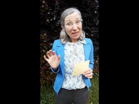 La nouvelle vidéo de Mme Bertrand!