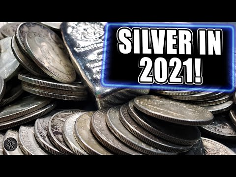 2021 Silver Price - $100 or More per Ounce?