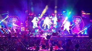 Coldplay - Adventure Of A Lifetime live @ Stadio San Siro Milano - 4 Luglio 2017 [4K]