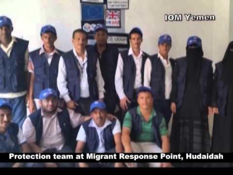 International Migrants Day in IOM Yemen