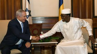 Israel and Chad renew diplomatic ties decades after rupture