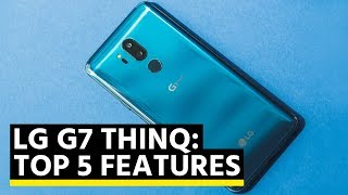 LG G7 ThinQ: AI isn