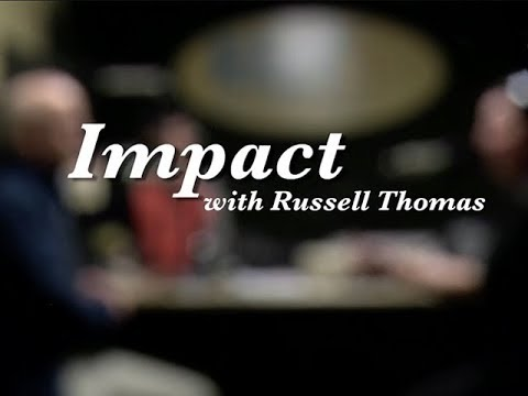 Impact with Russell Thomas Episode 54 Hanna Fridhed ADFA