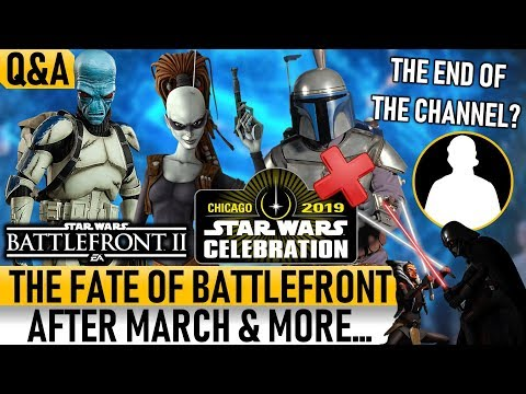 THE FATE OF BATTLEFRONT AFTER MARCH & MUCH MORE! Star Wars Battlefront 2 thumbnail
