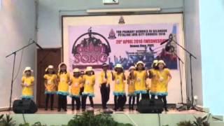 Action song sk puchong utama 2016