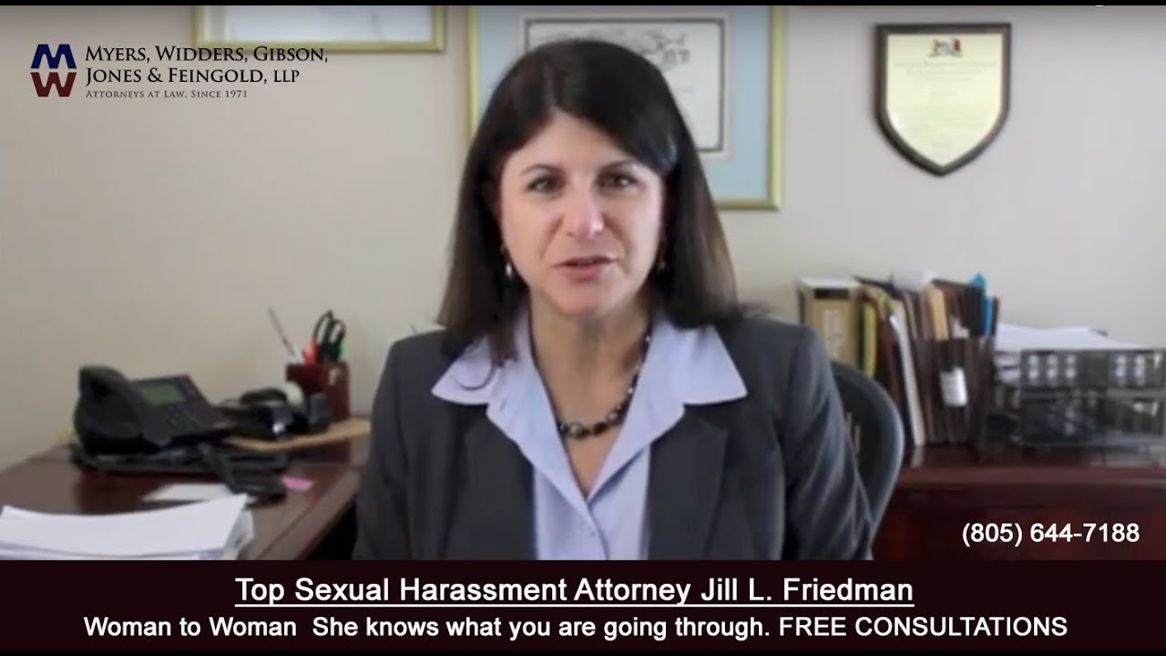 Top sexual harassment attorney